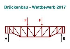 Brückenbau-Wettbewerb 2017