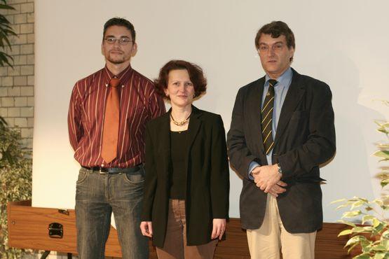 Tiburtius-Preis in Gold 2008 für Marc-Florian Wendland