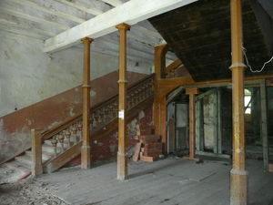 Das alte Treppenhaus
