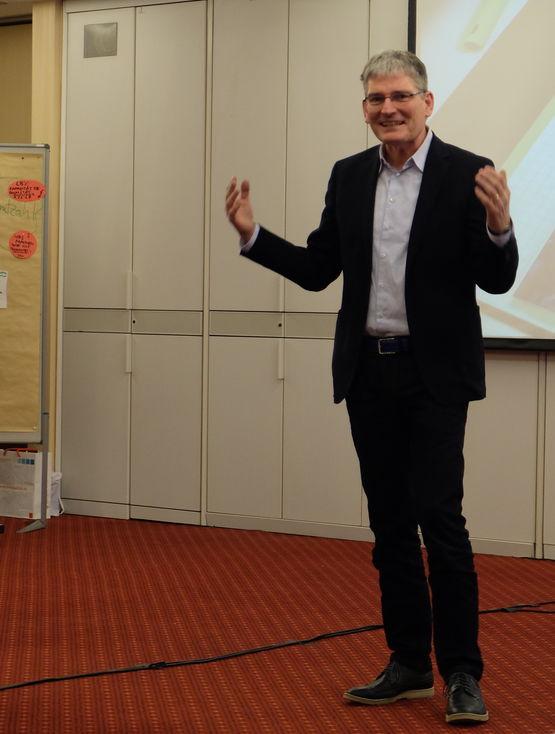 Prof. Dr. phil. Kurt Bangert