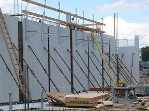Rationelle Bauabläufe mit Fertigteilen
