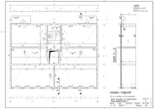 Übungsaufgabe CAD-Zeichnung (Beispiel)