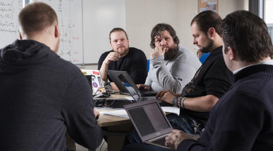DATEXIS team meeting