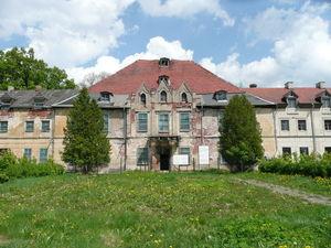 Schloss Steinort / Sztynort Masuren
