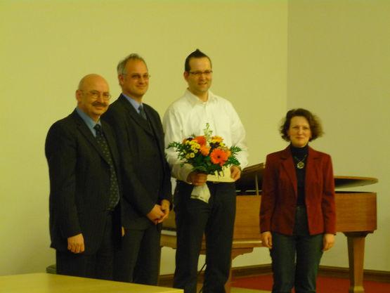 Tiburtius-Preis in Bronze 2009 für Marco Blankenburg